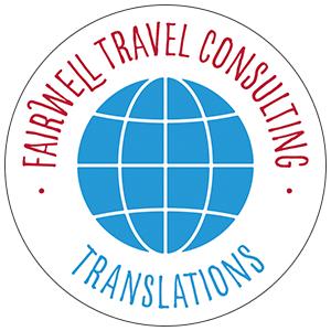 Elke-Handschug-Brosin-Fairwell-Travel-Alaska-Reisen-Translations-Logo